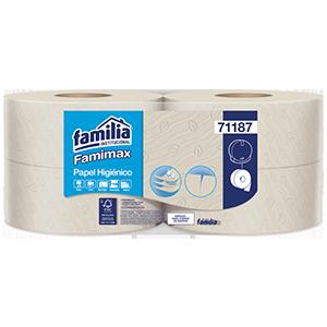 Papel higiénico Famimax - Familia Institucional