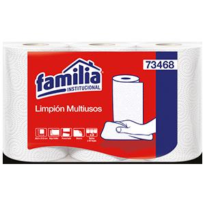 Limpión multiusos blanco - Familia Institucional